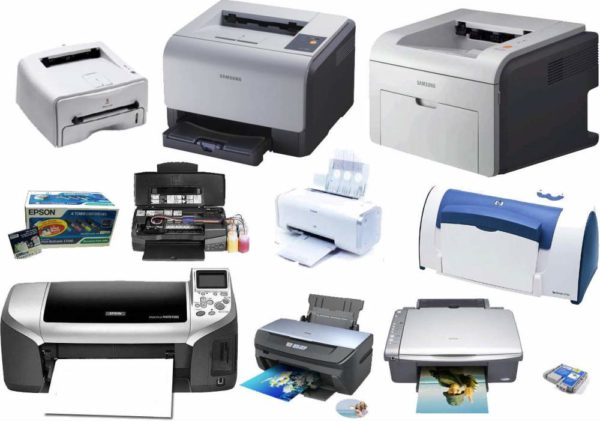 Rental Ink Jet Printer Lampung.